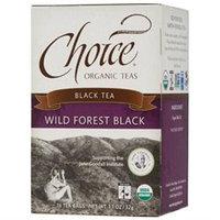Choice Organic Teas Black Tea Wild Forest Black