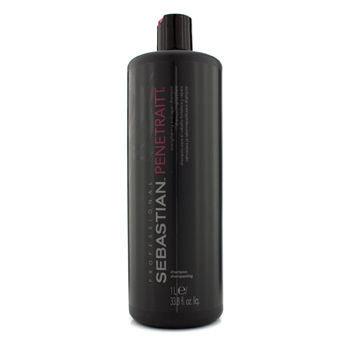 Sebastian Professional Penetraitt Shampoo (1000ml) - (Worth £56.00)
