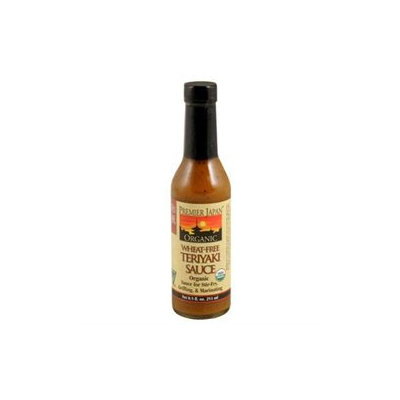 Edward Sons Premier Japan Sauces Organic Wheat Free Teriyaki Sauce 8.5 Pack of 12