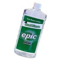 Epic Dental Spearmint Mouthwash Xylitol Sweetened 16 oz