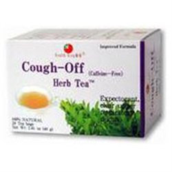 Health King - Cough-Off Herb Tea - 20 Tea Bags