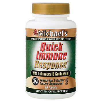Michael's Health Products Quick Immune Response - 60 Tablets - Other Immune Support