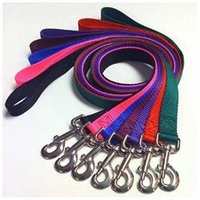 Majesticpet Majestic Pet Lead Red, 4L ft. x 3/8W in.