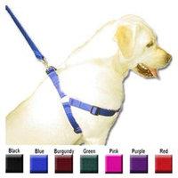 Majestic Pet Products, Inc. Majestic Pet Adjustable Nylon Step-In Dog Harness - Purple Medium