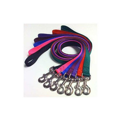 Majestic Pet Products, Inc. Majestic Pet Lead Burgundy, 4L ft. x 5/8W in.