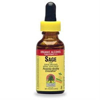 tures Answer Sage Leaf Extract Liquid 1 oz from Nature's Answer