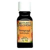 tures Alchemy Pure Essential Oil Pennyroyal, 0.5 oz, Nature's Alchemy