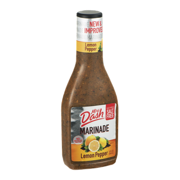Mrs. Dash Marinade Salt-Free Lemon Pepper