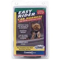 Coastal Pet Products DCP6000SML Nylon Easy Rider Car Harness