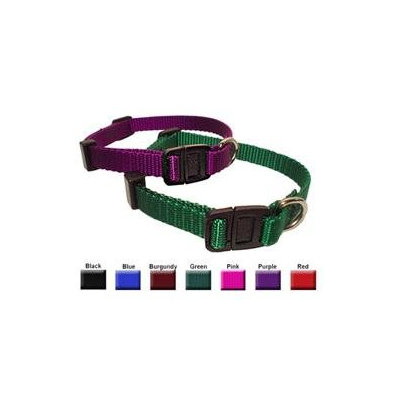 Majestic Pet Products, Inc. Majestic Pet Adjustable Safety Cat Collar Green