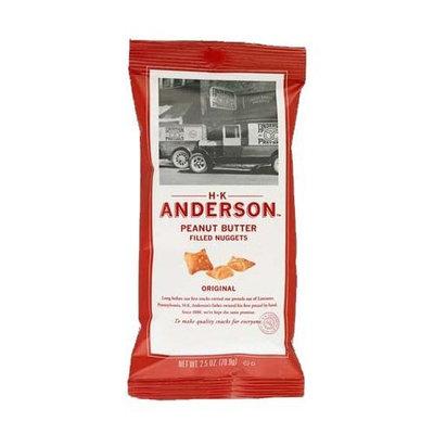 H.k. Anderson H K Anderson Original Peanut Butter Filled Pretzel Nuggets 2.5 oz. bag Case of 20