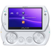 Sony PSP Go 16GB with 10 in 1 Accessory Pack- White