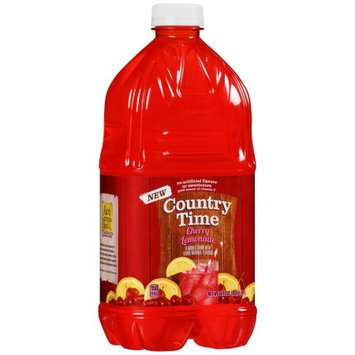 Country Time Cherry Lemonade Flavored Drink Bottle
