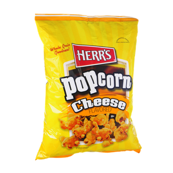 Herr's Cheese Flavored Popcorn
