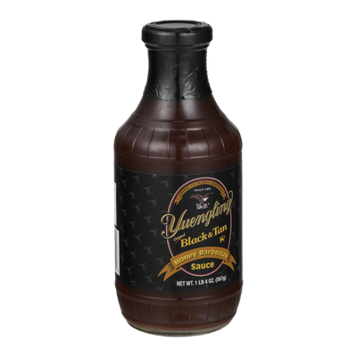 Yuengling Black and Tan Honey Barbecue Sauce