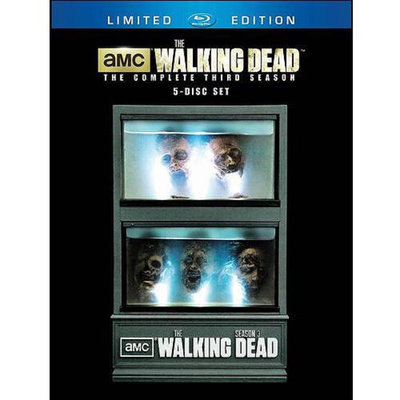 The Walking Dead: The Complete Third Season (Blu-ray) (Limited Edition) (Widescreen)