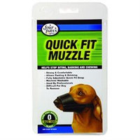 Four Paws Products Quick Fit Muzzle Size 5 - 59050