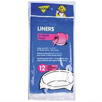 Booda Products Booda Dome Liners 12 Pack - 50414