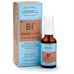 Liddell Laboratories - Bl Bladder UTI Homeopathic Oral Spray - 1 oz.