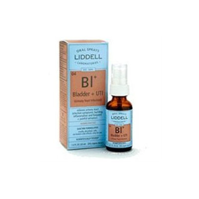 Liddell Laboratories - Bl Bladder UTI Homeopathic Oral Spray - 1 oz.