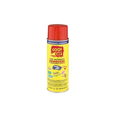 WM Barr FG658 Aerosol Goof Off Cleaner 12 Oz