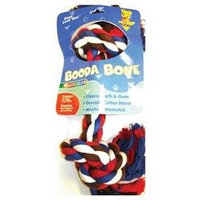 Booda Products 50775\50730 T 2 Knot Rope Dog Bone