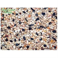 World Wide Imports World wide natural pebble 25lb riverjack
