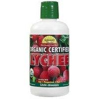 Dynamic Health Laboratories Dynamic Health Organic Certified Lychee - 33.8 fl oz