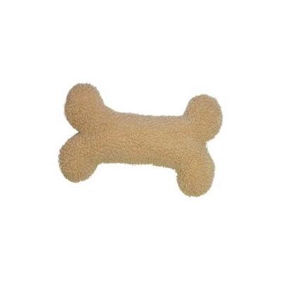 Patchwork Pet Colossal Jumbo Bone Plush Dog Toy - 22 inch