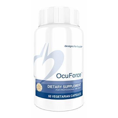 Designs for Health - OcuForce - 60 Vegetarian Caps