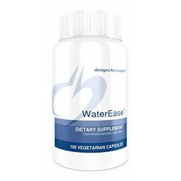 Designs for Health - Water Ease - 100 Vegetarian Capsules