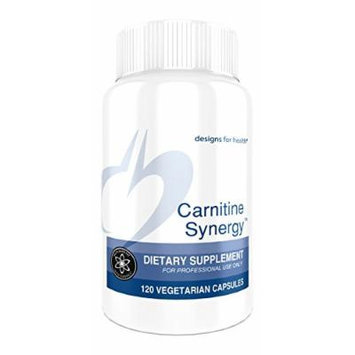 Designs for Health Carnitine Synergy, 120 Caps