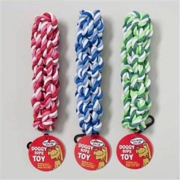 DDI 1178825 Rope Twist Dog Toy 7.5 Inch Case Of 78
