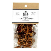 India Tree Golden Chanterelle Mushrooms, .35 oz (Pack of 3)