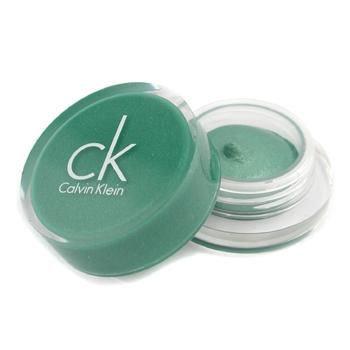 Calvin Klein Tempting Glimmer Sheer Creme EyeShadow - #313 Tropical Green 2.5g/0.08oz