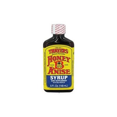 Thayer,henry Thayers Honey-B-Anise Sore Throat Syrup - 5 fl oz