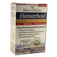 Forces of Nature Hemorrhoid Control Extra Strength 11 mL