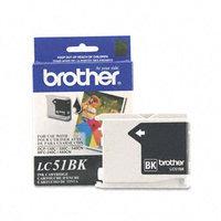 Brother International Blk Ink MFC240c/440cn/665cw LC51BK