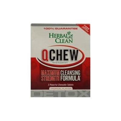BNG Enterprises Quick Chew Tropical, Tropical 2 tabs