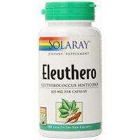 Solaray Eleuthero Capsules, 425 mg, 100 Count