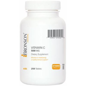 Vitamin C - 500 Mg. (250)
