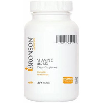 Chewable Vitamin C 250 Mg. - Non-Acidic (250)