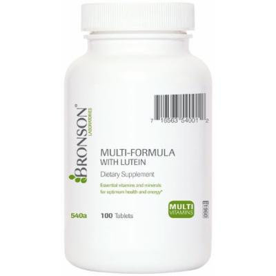 Bronson Multi Formula With Lutein (100)