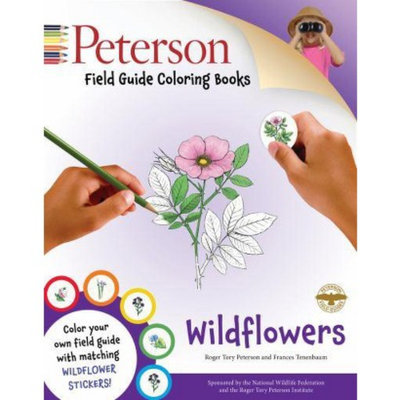 Peterson Field Guide Coloring Book: Wildflowers (Coloring Book)