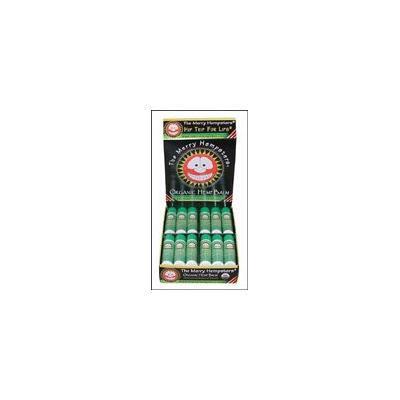 MERRY HEMPSTERS Organic Hemp Lip Balm Spearmint 0.14 OZ