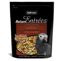 ZuPreem AvianEntrees Wild & Spicy Parrot Food