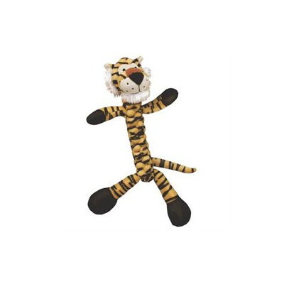 Kong Safari Braidz Dog Toy Medium Tiger