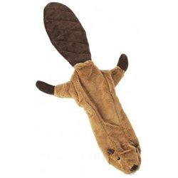 Spot Skinneez Beaver Large Dog Toy