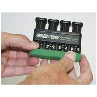 Fabrication Enterprises 10-0546 Cando VariGrip hand exerciser- set of 5 with stand