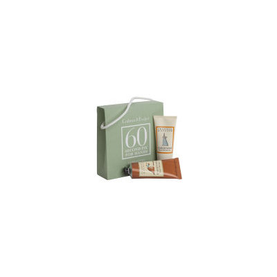 Crabtree & Evelyn Gardener's Mini 60 Second Hand Cream Fix Kit, 50g